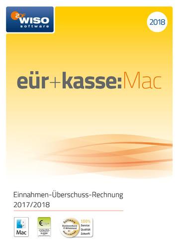 Verpackung von WISO EÜR & Kasse: Mac 2018 [Mac-Software]