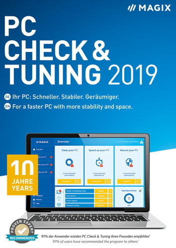 PC Check & Tuning 2019 (Download), PC