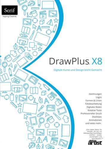 DrawPlus X8 (Download), PC