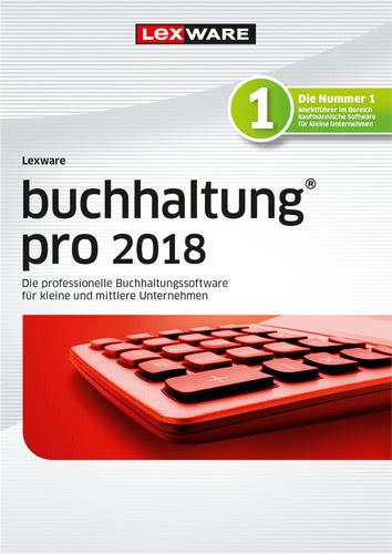 Lexware buchhaltung pro 2018 Jahresversion 365-...