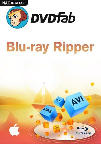 Verpackung von DVDFab Blu-ray Ripper [Mac-Software]