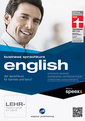 Business Sprachkurs English, ESD (Download) (PC)
