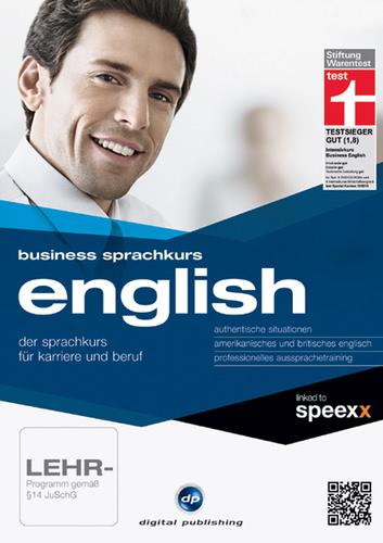 Verpackung von Business Sprachkurs English [PC-Software]