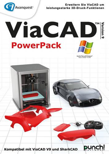 ViaCAD PowerPack (Windows)