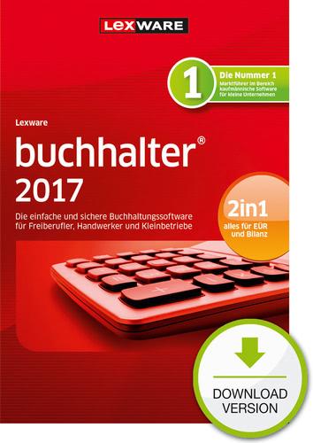 Lexware buchhalter 2017 Jahresversion (365-Tage...