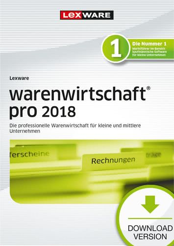 Lexware warenwirtschaft pro 2018 Download – Abo Version