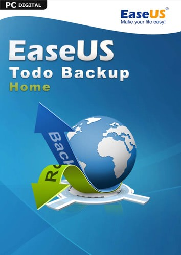 Verpackung von EaseUS Todo Backup Home 11.5 [PC-Software]