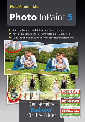 Photo InPaint 5, ESD (Download) (PC)