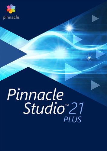Verpackung von Pinnacle Studio 21 Plus [PC-Software]