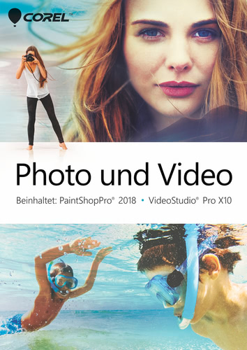 Verpackung von Photo Video Suite 2018 [PC-Software]