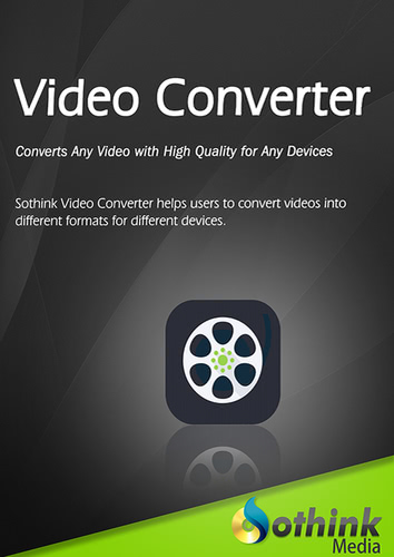 SothinkMedia Video Converter – 1 Jahreslizenz