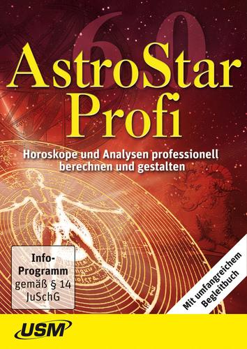 Verpackung von AstroStar Profi 6.0 [PC-Software]