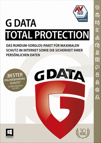 Total Protection - 3 User - 12 Monate, ESD (Dow...