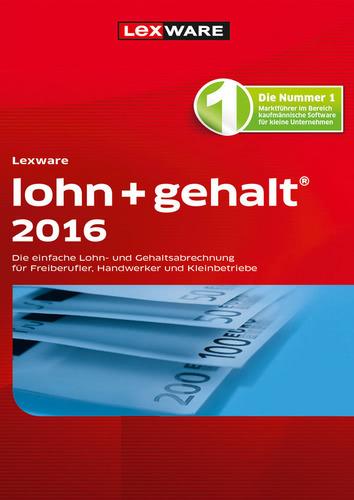 Lexware lohn + gehalt 2016