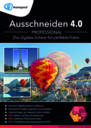 Verpackung von Ausschneiden 4.0 Pro [PC-Software]
