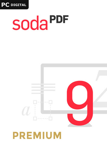Packaging by Soda PDF Premium 9 [PC-software]
