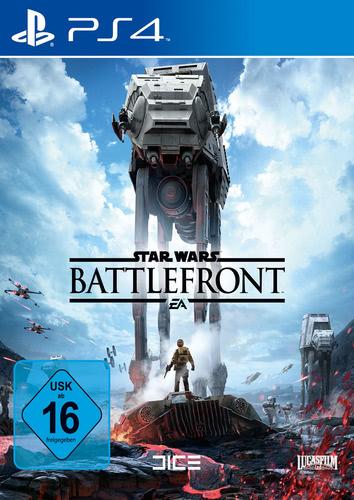 Verpackung von Star Wars Battlefront [PS4]