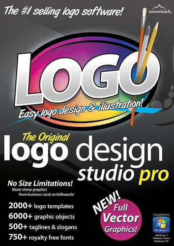 Packaging by Logo Design Studio Pro Vector Edition [PC-software]