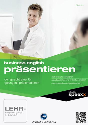 Verpackung von Business English Präsentieren [PC-Software]