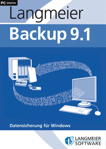 Langmeier Backup 9.1 Professional inkl. 3 Jahre Maintenance