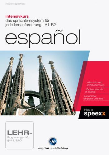 Verpackung von Intensivkurs Español [PC-Software]