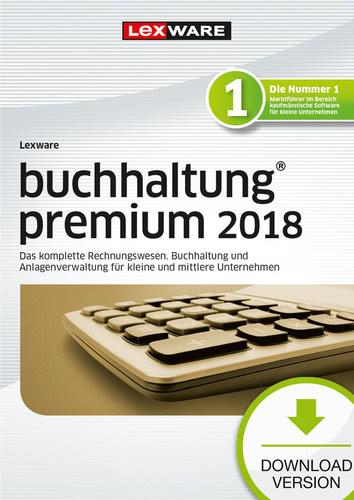 Lexware buchhaltung premium 2018 Download - Abo...