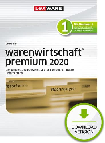 Lexware warenwirtschaft premium 2020 – Jahresversion (365-Tage) (Download), PC