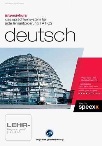Verpackung von Intensivkurs Deutsch [PC-Software]