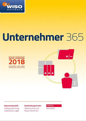 Verpackung von WISO Unternehmer 365 Tage [PC-Software]