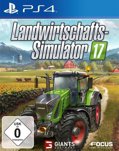 Verpackung von Landwirtschafts Simulator 17 [PS4]