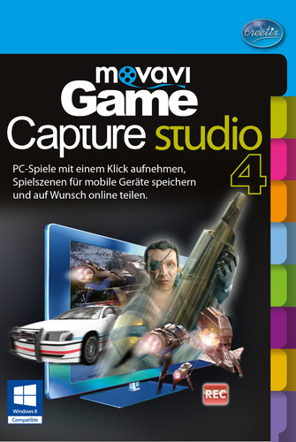 movavi Game Capture Studio (Download), PC