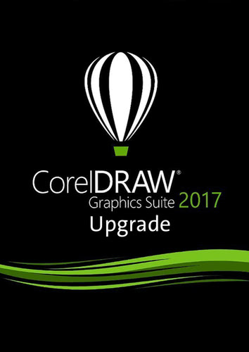 CorelDRAW Graphics Suite 2017 Upgrade, Box (PC)