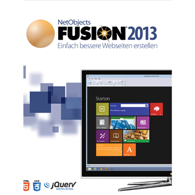 NetObjects Fusion 2013, ESD (Download) (PC)