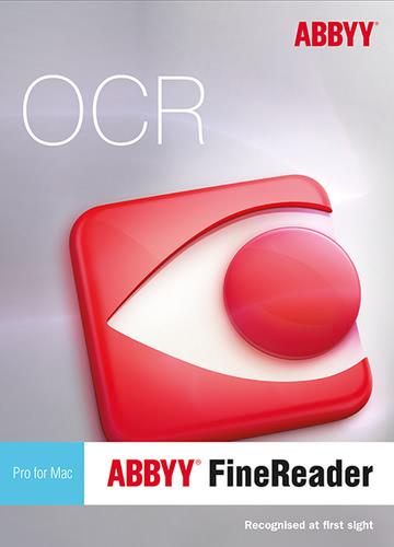 FineReader Pro für Mac – Upgrade (Download), MAC