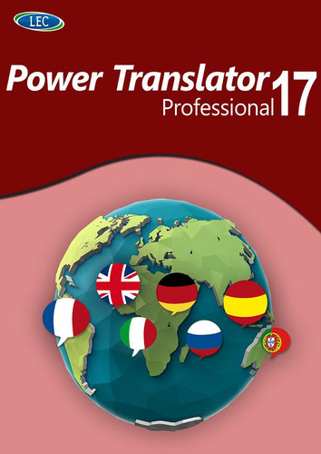 Verpackung von Power Translator 17 Professional [PC-Software]