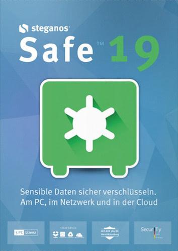 Steganos Safe 19, (Box), PC