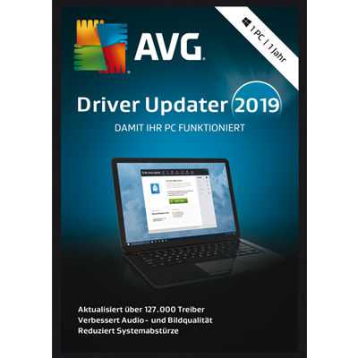 AVG Driver Updater 2019 (Download), PC