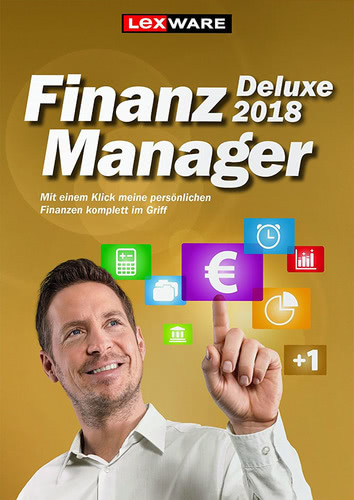 Lexware FinanzManager Deluxe 2018, ESD (Downloa...
