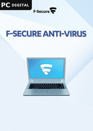 Packaging by F-Secure Anti-Virus 2018 1 device / 12 months [PC-software]