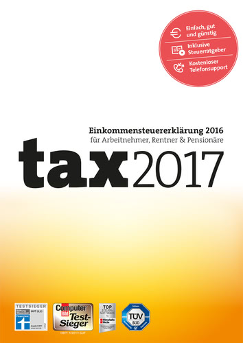 tax 2017, ESD (Download) (PC)