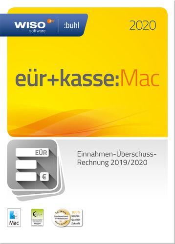 Verpackung von WISO EÜR & Kasse:Mac 2020 [Mac-Software]