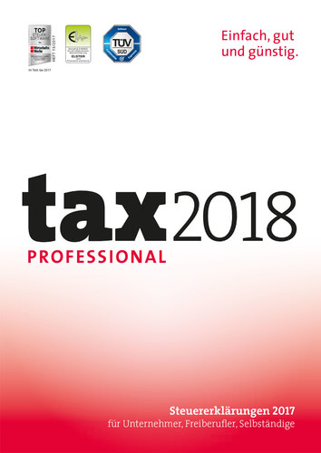 tax 2018 Professional, ESD (Download) (PC)