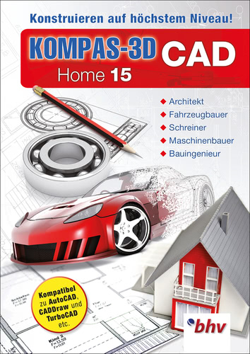 KOMPAS – 3D CAD Home 15 (Download), PC