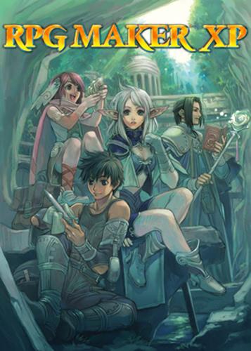 Verpackung von RPG Maker XP 1.0 [PC-Software]