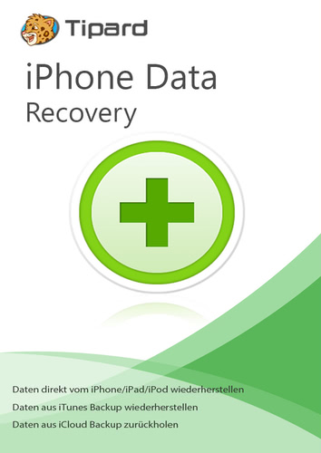 iPhone Data Recovery- lebenslange Lizenz (Download), PC