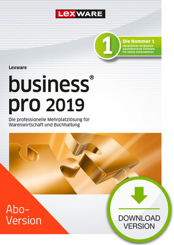 business pro 2019 Download – Abo Version (Download), PC