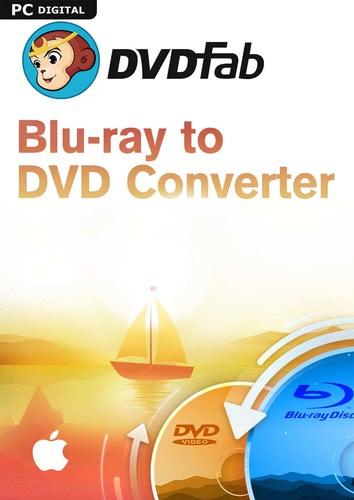 Verpackung von DVDFab Blu-ray to DVD Converter [Mac-Software]