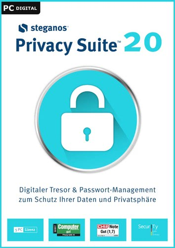 Steganos Privacy Suite 20