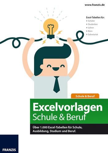 Excelvorlagen für Schule und Beruf
