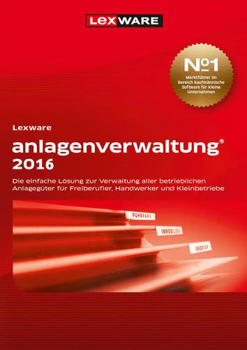 Lexware anlagenverwaltung 2016